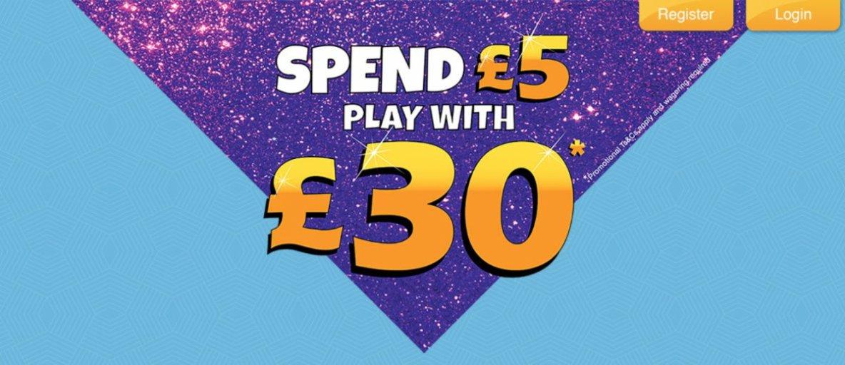 Castle Bingo   Play Best New Online Bingo and Slots Games UK