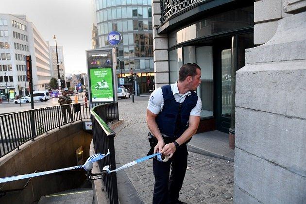 Attentat manqué à la gare centrale de Bruxelles: voici ce que vient de révéler le parquet sur les faits