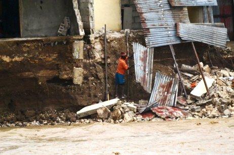 Haïti dévasté par Sandy…dans l'indifférence