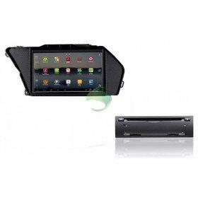 android Mercedes Benz X204 2013 Kopfteil Nachrüst Stereo GPS Naviationssystem mit 3G Wlan DVD Radio TV iPod