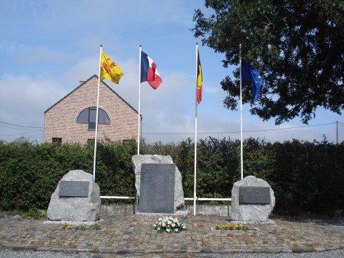 Le Roux (Fosses-la-Ville): marche Sainte-Gertrude : Archives