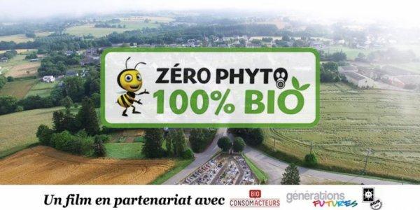 ZÉRO PHYTO, 100% BIO ! - LE NOUVEAU FILM DE GUILLAUME BODIN