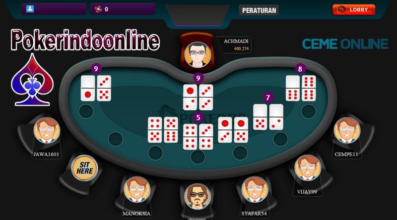 Bandar Ceme Online | Poker Indo Online