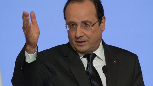 """Hollande-Gayet. """"Une affaire privée"""" pour 77 % des Français"""