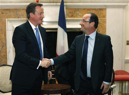 """PATHETIQUE. Syrie: Après Paris, Londres a des """"preuves physiologiques"""" d'utilisation du gaz sarin..."""