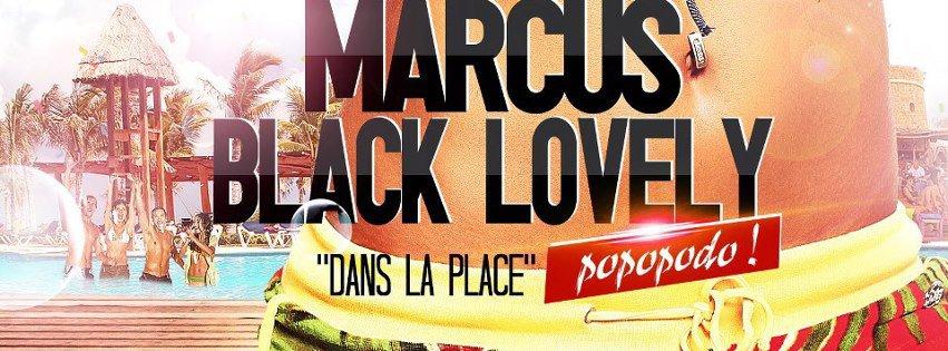 TU KIFF Marcus BLACK LOVELY?