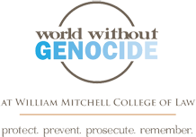 World Without Genocide - Working to create a World Without Genocide