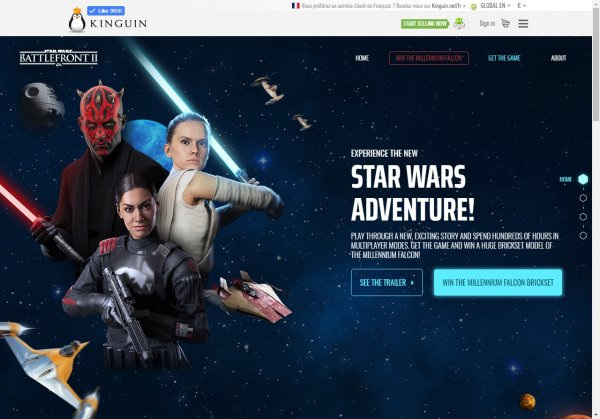 Star Wars Battlefront 2 | Buy on Kinguin