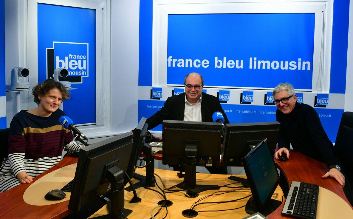 La matinale de France Bleu Limousin arrive sur France 3 (Radio Filmée)