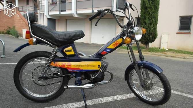 mbk 51 daytona cruiser motos haute garonne. Black Bedroom Furniture Sets. Home Design Ideas