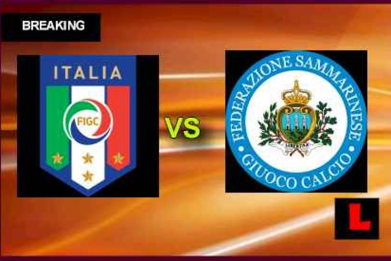 Prediksi Italy vs San Marino 1 Juni 2017