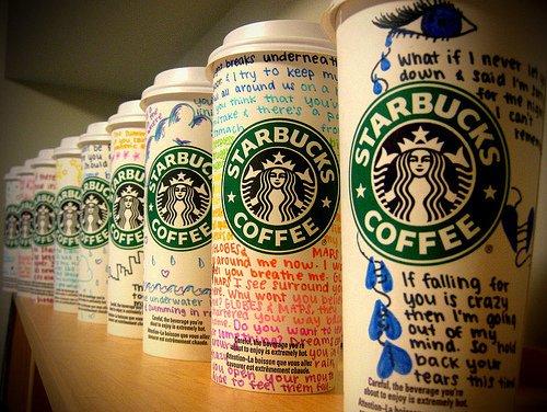Starbuck !
