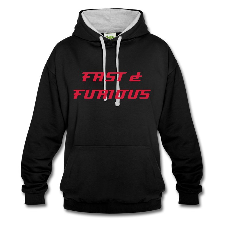 Sweat a capuche FAST & FURIOUS Hoodie | SnowSlide sponsor FAST & FURIOUS 7, swagg unique et exclusif !