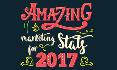 just free learn : 7 Amazing marketing stats for 2017 Infographic
