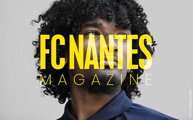 FC NANTES MAGAZINE: TELECHARGEZ LE NUMERO NANTES - REIMS - fcnantes.com