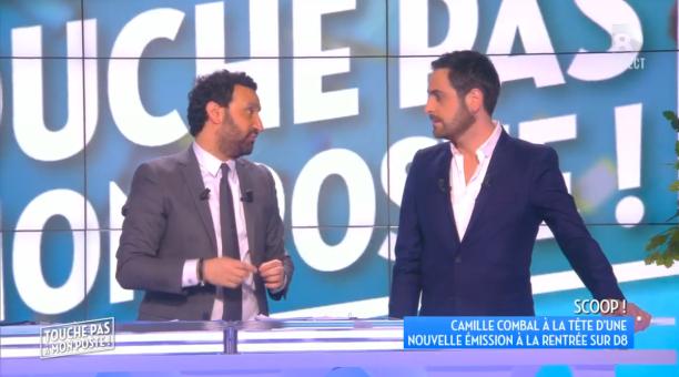 Camille Combal va présenter une nouvelle émission quotidienne sur D8 ! (VIDEO) Actu - Télé 2 Semaines