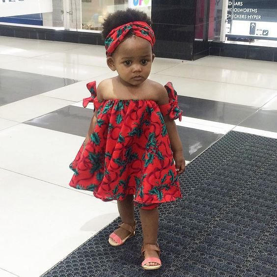 Check Out This Latest Ankara Styles For Your Lovely Kids