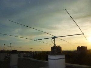 Amazon.com: Sirio Sy27-3 3 Elements Yagi Beam Cb/10M Antenna: Car Electronics