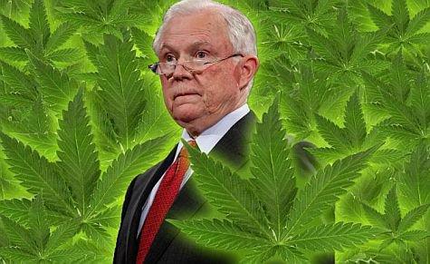Jeff Sessions' Political Football; Legal Marijuana | Crippled Politics