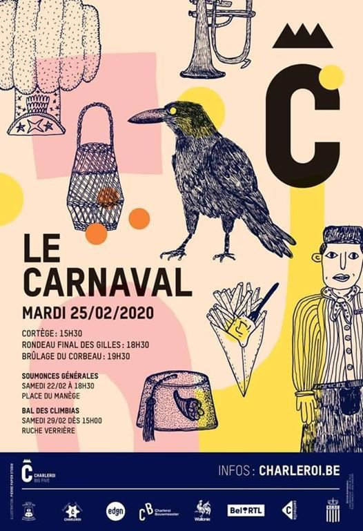 Carnaval de Charleroi 2020