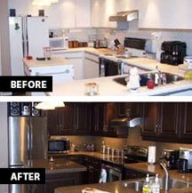 Cabinet Refacing St. Louis | Kitchen Cabinet Refinishing Company