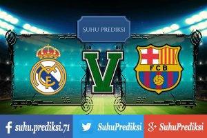 Prediksi Bola Real Madrid Vs Barcelona 30 Juli 2017