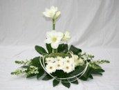 Fleurs de deuil | fleurs enterrement et couronne de fleurs - Nos gerbes de fleurs