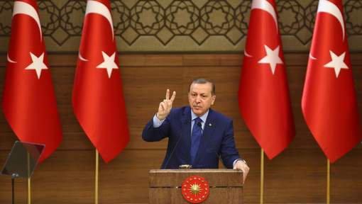 Erdogan s'en prend à la Belgique