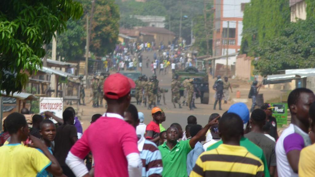 Au Togo, les militaires tirent à balles réelles sur des manifestants