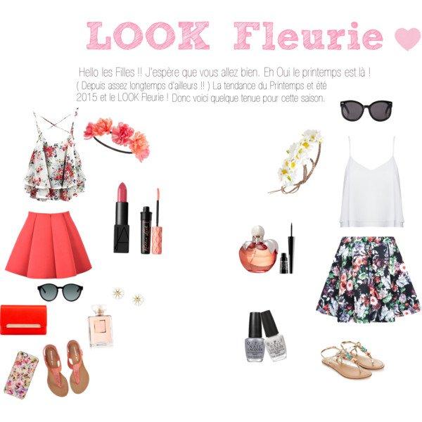 LOOK fleurie