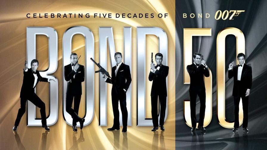 Celebrate Global James Bond Day! | Mai Jaha Jata Hoon Chha Jata Hoon