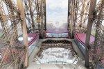 Le premier étage de la Tour Eiffel s'offre un lifting