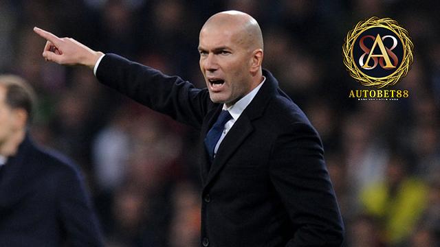 Zidane Membayangkan Bagaimana Jika LaLiga Tanpa Barcelona