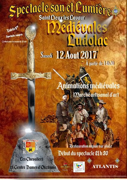 Médiévales à Ludolac - Saint-Lieux-lès-Lavaur - Agenda - Tarn Tourisme