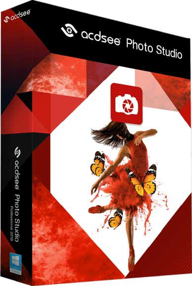 ACDSee Photo Studio Professional 2018 Crack Full Download
