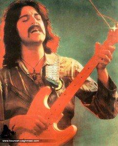 Le son pop Iranien de Kourosh Yaghmaei - ma cervelle a brulé.
