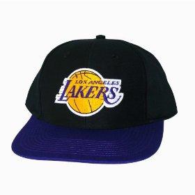 Casquette Neuve Ajustable Officielle NBA - LOS ANGELES LAKERS Snapback - Casquette Noire/Violette: Amazon.fr: Bienvenue