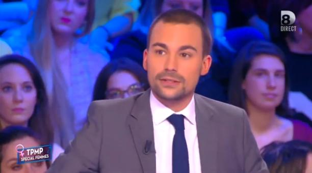 Bertrand Chameroy quitte Touche pas à mon poste ! (VIDEO) Actu - Télé 2 Semaines