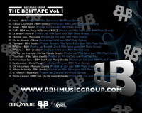 Tracklist #BBH MIXTAPE • Sortie le 1er OCTOBRE en free download sur CHRONYX.be #OfficialPartner • Get ready !!! | CHRONYX.be : on aime le son made in Belgium !