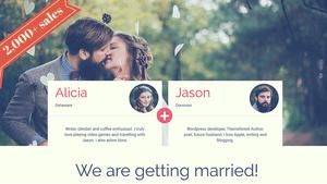 Top 6 Free Wordpress Wedding Themes - WP Free Premium