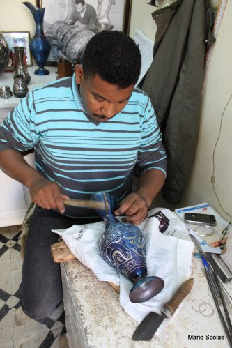 Artisanat au Maroc