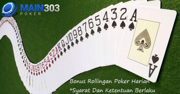 Situs Poker Bonus Harian