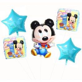 Pack Balões Baby Mickey
