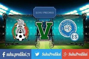 Prediksi Bola Mexico Vs El Salvador 10 Juli 2017