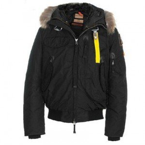 Parajumpers Gobi-M Black Jacket coat winter