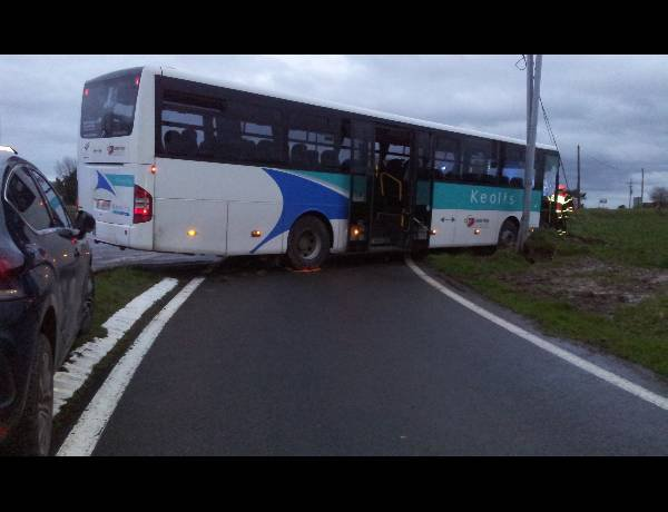 Le Télégramme - Lannion - Lannion.Deux blessés graves dansune collision entre un car et une voiture