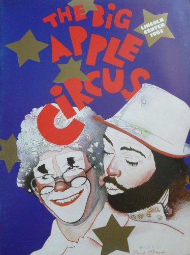 A vendre / On sale / Zu verkaufen / En venta / для продажи :  Programme Big Apple Circus 1983 - 1984