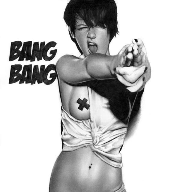 BIGBEN & DJ FR3D - BANG BANG & JUMP Mashup
