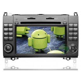 Android 4.0 Auto DVD Player GPS Navigationssystem für Mercedes-Benz B Klasse W245(2004 2005 2006 2007 2008 2009 2010 2011 2012)