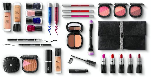 kit Make up complet chez Kiko Milano - Cadeaux en ligne France